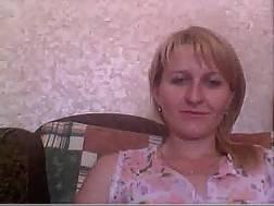 White shy Ukrainian
