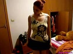 Redhead girlfriend