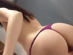 This hot cam model