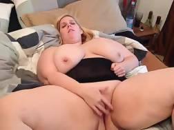 Huge knockers lady