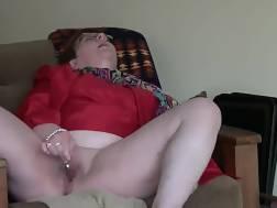 White grandmother