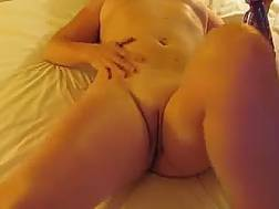 My wifey moans passionately