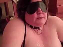 blindfolded fat