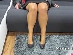 Awesome shoe-fetish