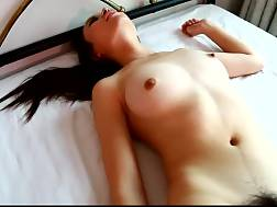 My asian lover moans