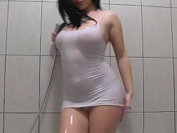 Awesome chick teasing