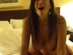 boobed hotwife pleasuring herself