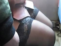 touching nylons sexual thing