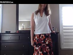 sexual busty mature teasing