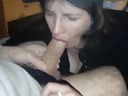 a amateur blowjob