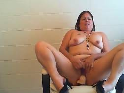 fatty black heels touching