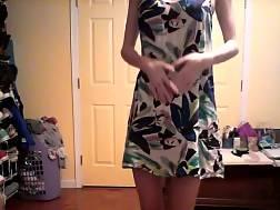 as clip down dress