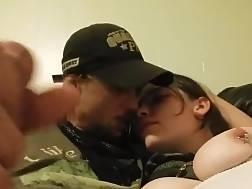 amateur gf tits rubbing