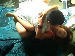 oriental amateur couple banging