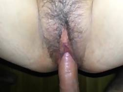 hairy pussy wife gets