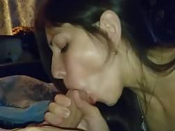 blowjob husbands prick