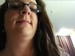 fatty whore glasses shows