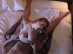banged blonde by