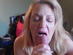 a blonde can cock