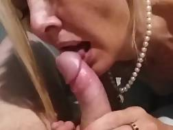 hot blondie mom