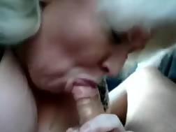 cock sucking car blonde