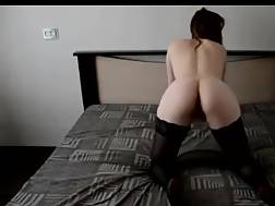 seducing black stockings slams