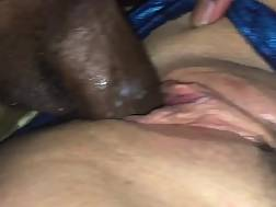 being blacked close