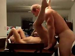 penetrating hot porn table