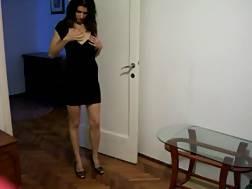 a dress fitting