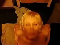 Blondie MILF gets