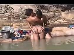 hot outdoor scene wife