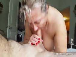 Blowing cock is