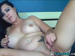 Busty sexual girlie