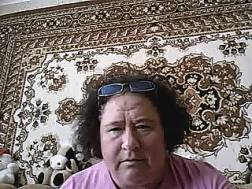 old year russian grandma