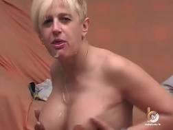 Big tittied blonde