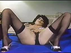 featuring masturbating