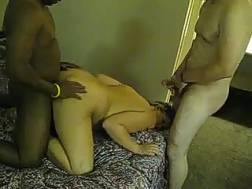 3some banging drilling