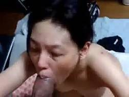 asian blow blowjob