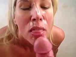 MILF blond wifey