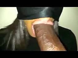 pecker loving slut blindfolded