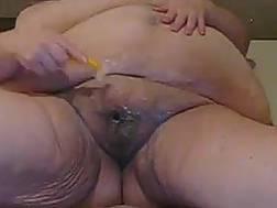 fat bitch glasses shaving