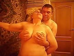 curvy blondie mother gets