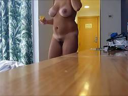 huge natural knockers sexy