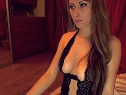 eye russian nymph masturbating
