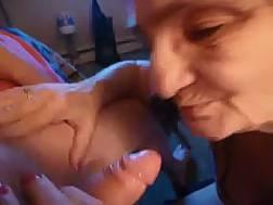 bj blow dick grandma