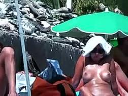 a beach cam clip