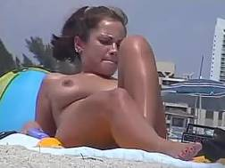 awesome nudist beach compilation