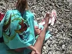 amateur beach caught