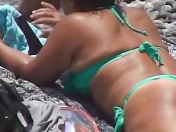 & and beach enjoying