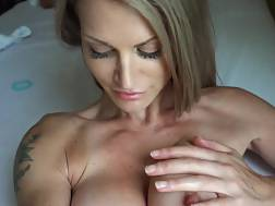 perfect blondie knockers made